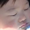 愛する息子の寝顔(親バカ)