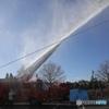 出初め式と消防訓練9