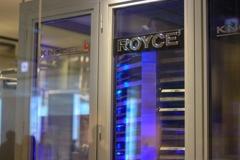 新千歳空港内のROYCE工場