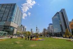 令和元年GWの大通公園