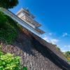 日本100名城 掛川城 城壁☆