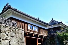 上田城 櫓門