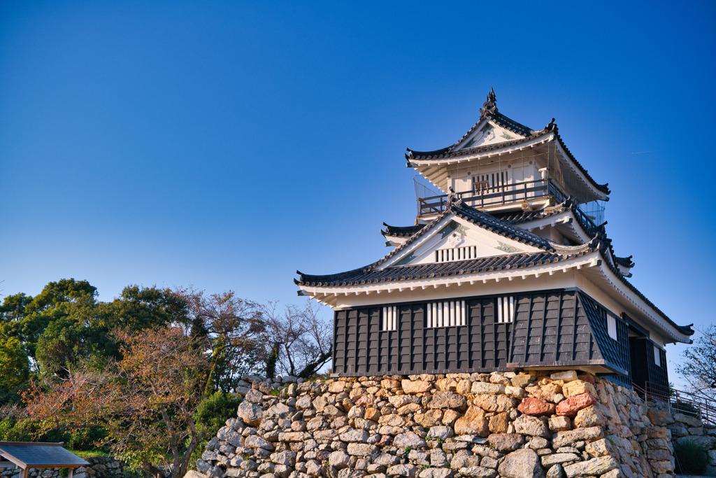 日本100名城 浜松城