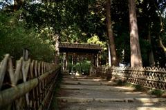 偕楽園 芝前門
