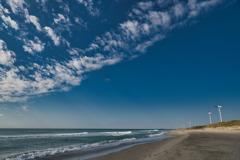 海を眺める時間