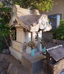 [神社]聖石