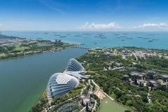 シンガポール眺望