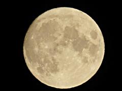 魚座の満月