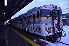 ハットリくん電車