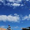 気持ちが良い秋の空 2011年Disney Sea 758