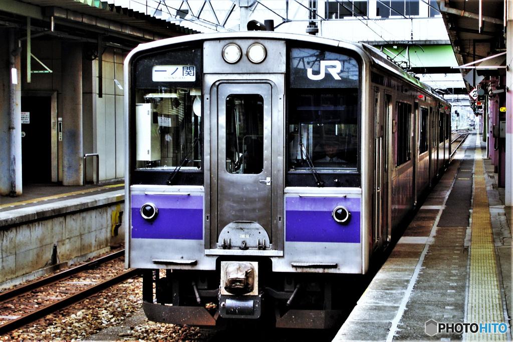 思い出の鉄道 盛岡駅~JR東北本線