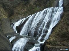 袋田の滝   2008年に撮影