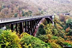 懐かしの風景 ⑯ 城ヶ倉大橋