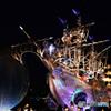 2016年Disney Sea夜の風景 780
