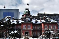 懐かしの風景 ⑰ 北海道庁旧本庁舎