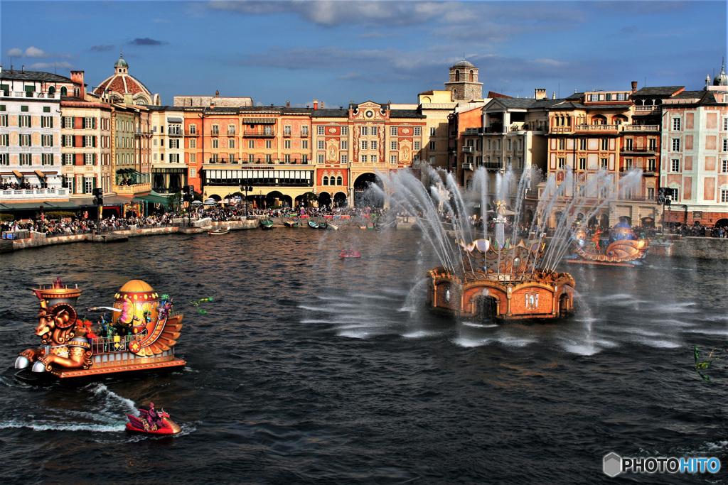 2007年秋Disney Sea 風景  774