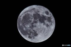満月 (望) 十五夜 月齢14.1 中秋の名月