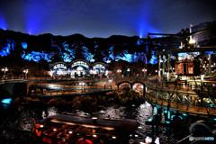 2014年Disney Sea夜の風景  777