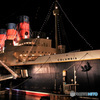 2008年夜のDisney Sea風景  856