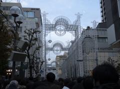 神戸ルミナリエ 2019  ①点灯前
