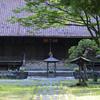 夏の国分寺の朝