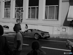モナコ カジノへの道