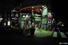 夜スナップ 2 シネマ通り