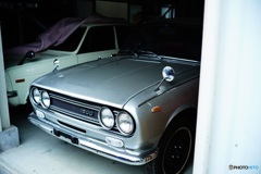旧車 イスズ ベレット ホンダ 77