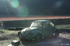 オールドレンズで VW 1