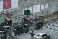 フィリピン ストリート