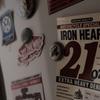 IRON HEART 21oz