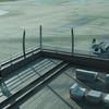 福岡空港 パウダーブルー