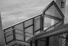 階段(jpeg撮って出し)