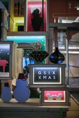 GinzaSix Christmas display