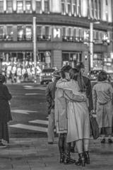 銀座4丁目交差点 hug