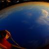 地球か・・・何もかもが・・・懐かしい・・・