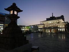 きれいになったJR奈良駅
