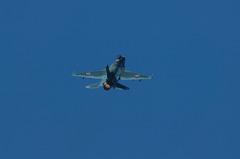 F2機動飛行