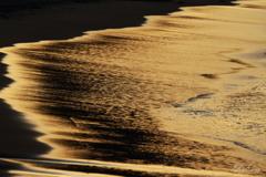 Sand beach art