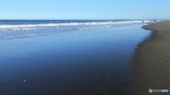 思い出の九十九里浜
