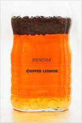 コーヒー酒漬け込み
