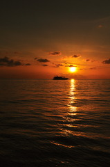 endress sunset