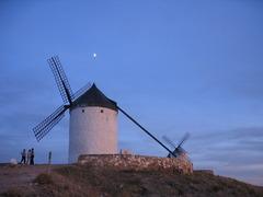 ラ・マンチャの風車