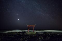 星屑降り注ぐ夜