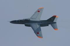 T-4機動飛行