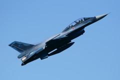 F-2機動飛行①