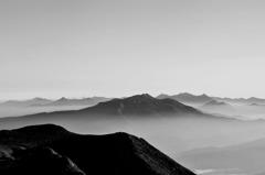 神山、見つめるもの
