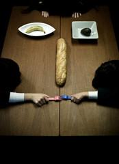 奇妙な食卓