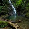 金剛の滝(上段:雄滝)