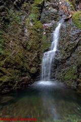 金剛の滝(下段:雌滝)